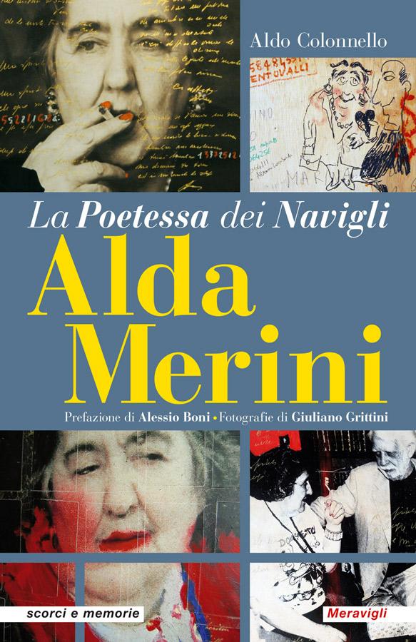La Poetessa dei Navigli Alda Merini | Meravigli edizioni